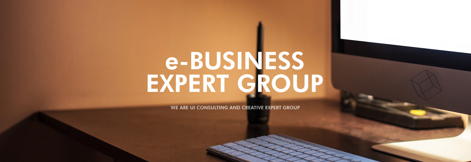 e-BUSINESS EXPERT GROUP WE ARE UI CONSULTING AND CREATIVE EXPERT GROUP